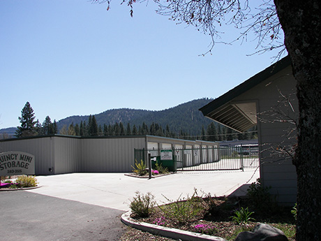 self storage quincy ca